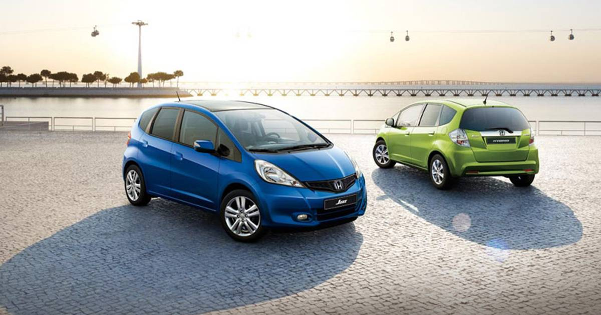Honda jazz most reliable car in 2014 for Honda motor finance payoff phone number