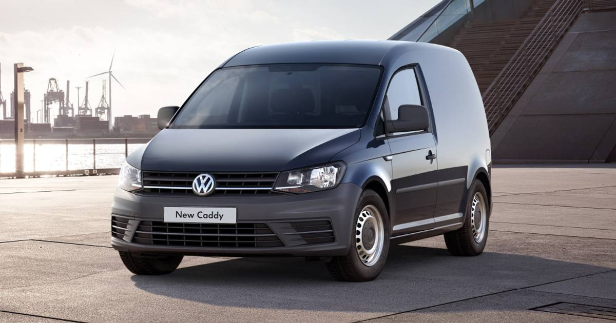Brand New Fourth Generation Volkswagen Caddy