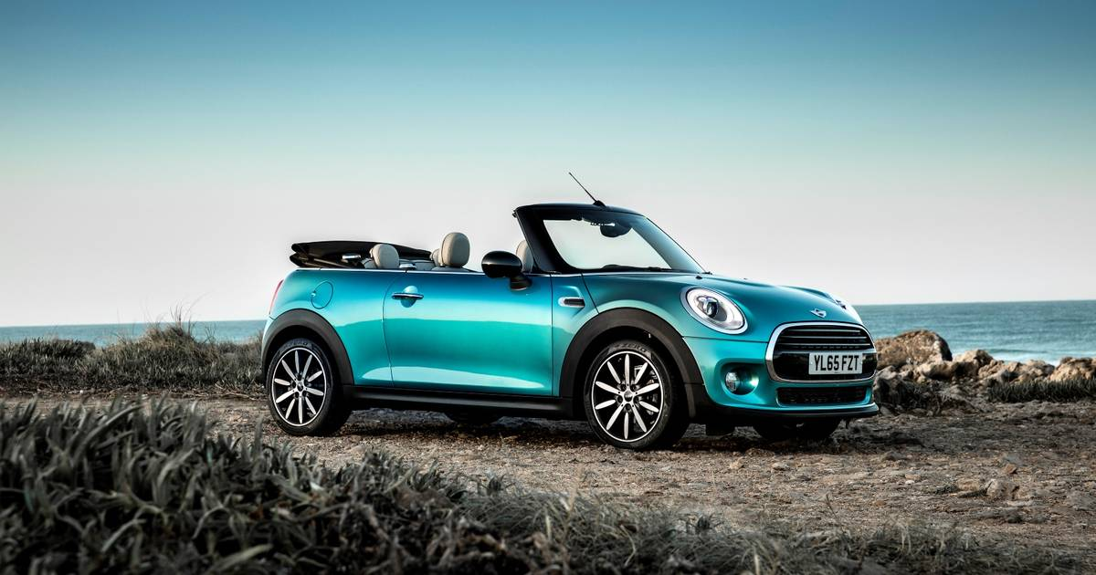 Used Mini Cooper Convertible >> Introducing the new MINI Convertible