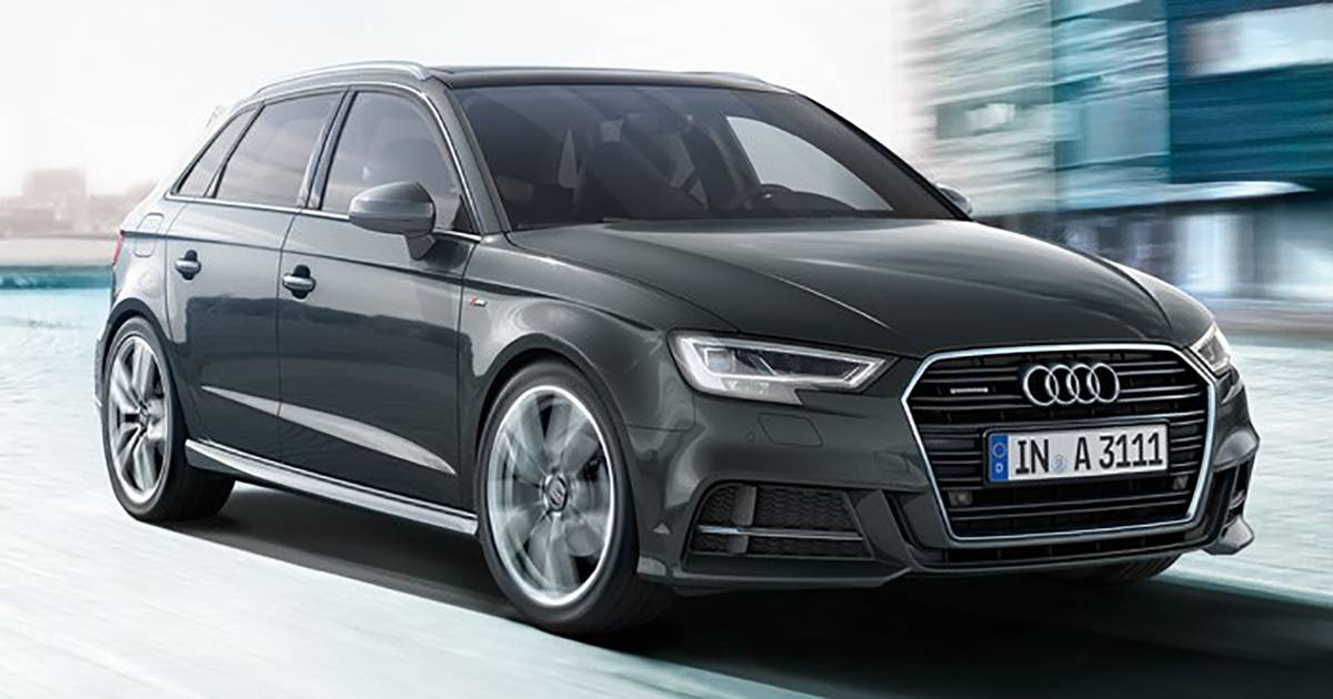 The New Look Audi A3 Revealed!