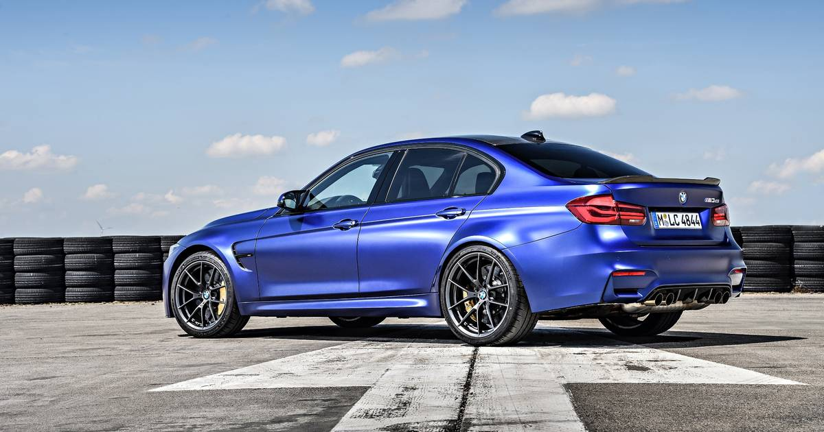 Introducing The New Bmw M3 Cs