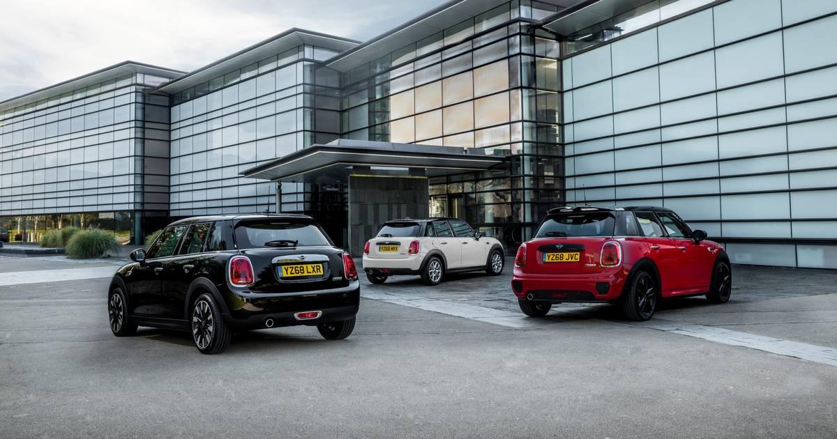 Mini Launches Three New Styles Across The Range