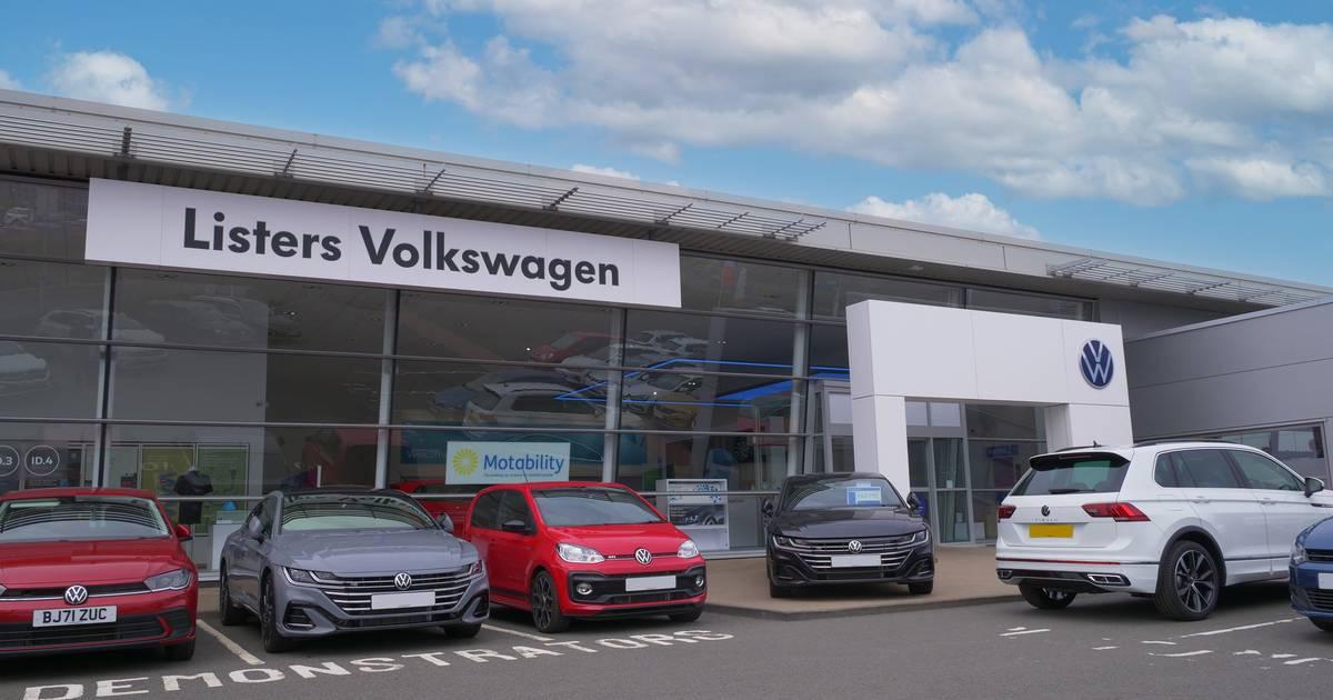Listers Volkswagen Nuneaton - VW Servicing Nuneaton - VW Dealer Nuneaton