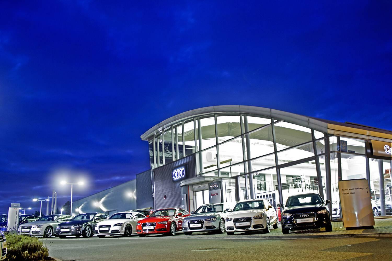 Coventry Audi Audi Servicing MOT Audi Dealer - Audi car garage