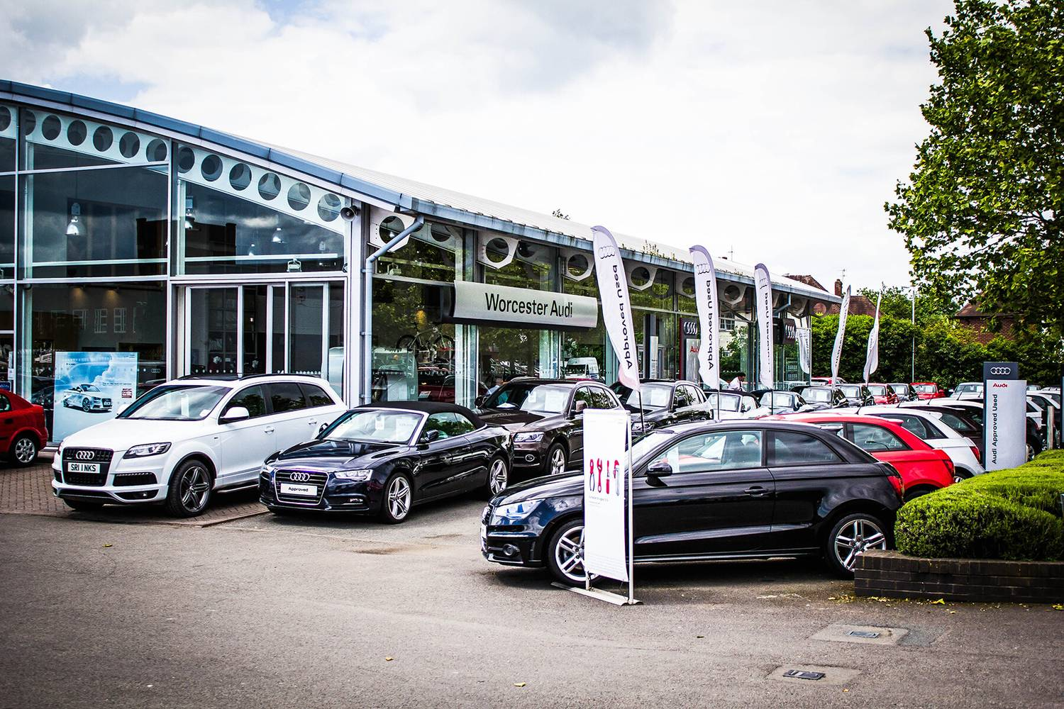 Listers Audi Uk New And Used Audi Dealers Autos Post