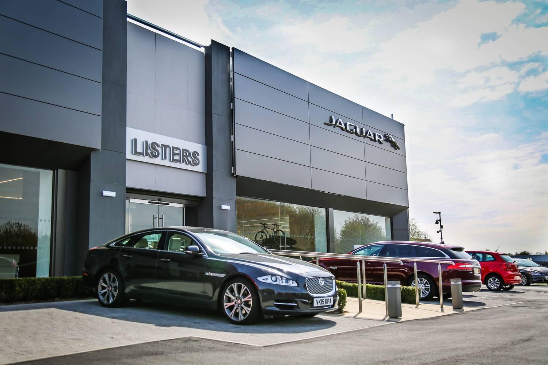 Listers Jaguar Droitwich Jaguar Servicing MOT Jaguar Dealer - Land rover local dealer