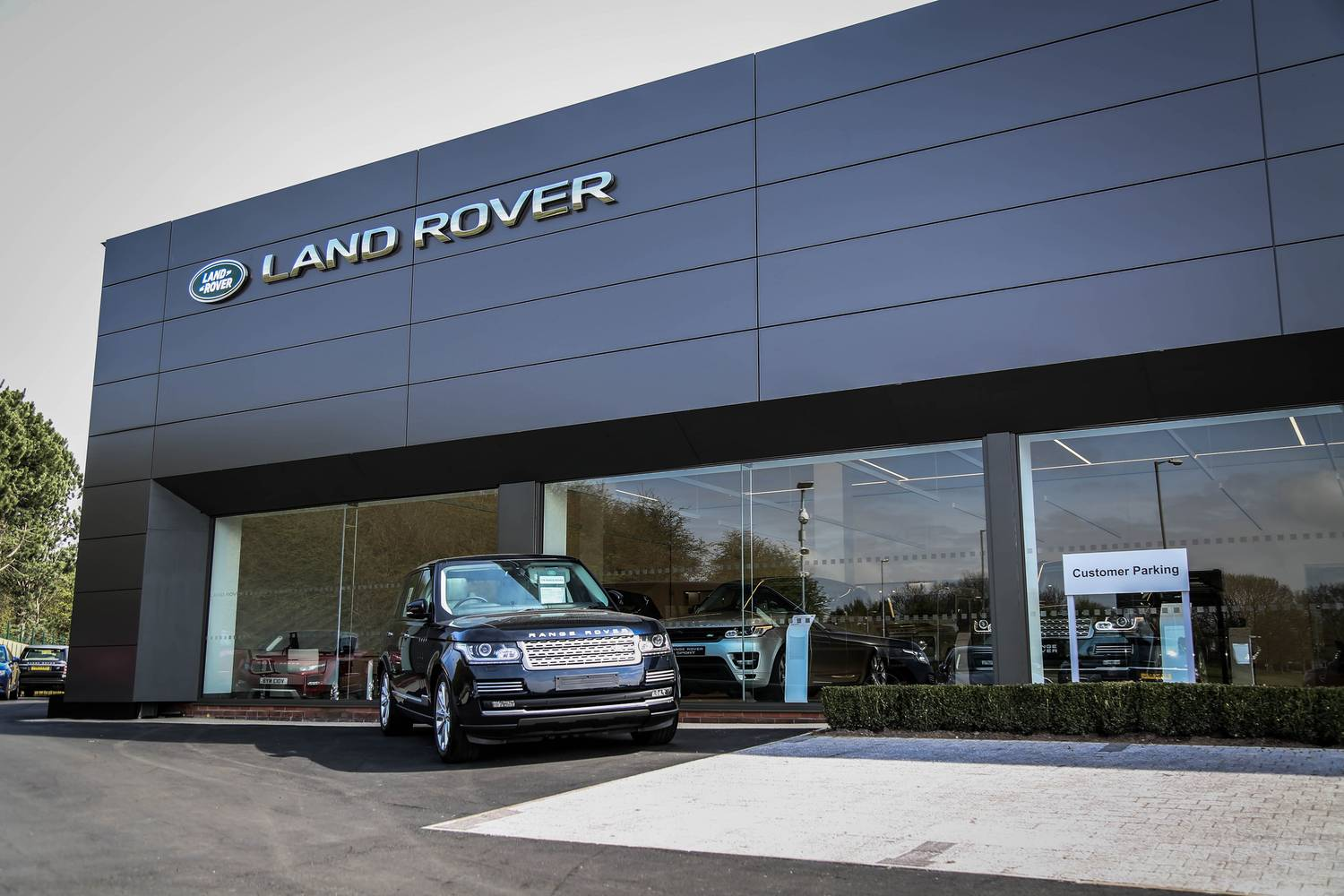 Listers Land Rover UK New Used Land Rover Dealers - Land rover local dealer