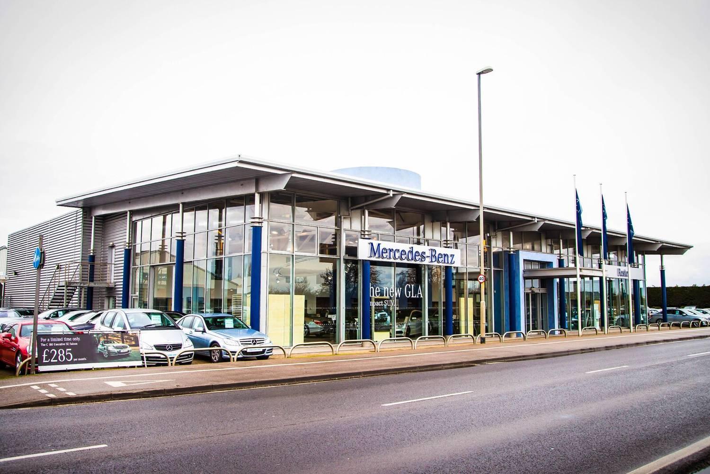 Listers MercedesBenz UK New Used MercedesBenz Dealers - Www mercedes benz dealers