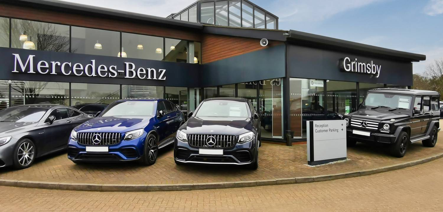 Mercedes car dealership near me fiat world test drive for Atlanta mercedes benz dealers