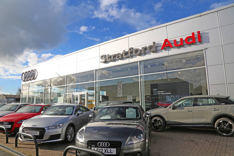 Audi Dealership Near Me >> Stratford Audi Stratford Upon Avon Audi Servicing Mot
