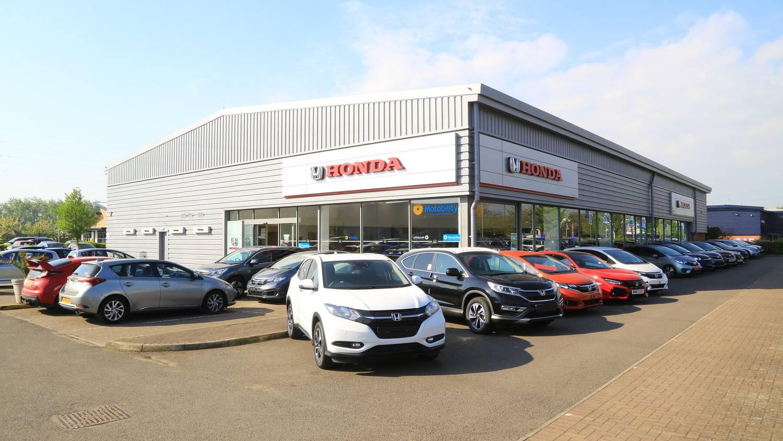 Listers Honda Northampton Servicing Mot Dealer 2001 Crv Parts Discount Factory Oem And