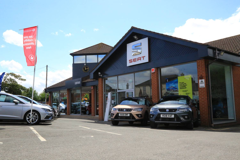 Listers SEAT Worcester - SEAT Servicing & MOT - SEAT Dealer