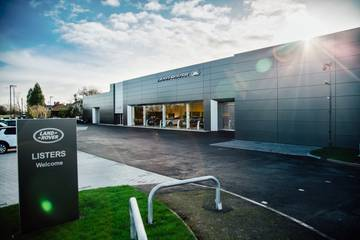 Listers Land Rover Uk New Amp Used Land Rover Dealers