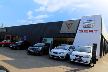Listers CUPRA Coventry