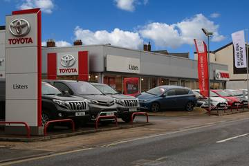 Listers Toyota Boston