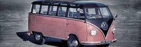 Transporter celebrates 60 years in the UK
