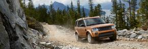Land Rover Discovery 4 is the 'Best Used SUV'