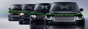 The Range Rover Story has officially opened
