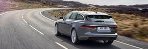 Jaguar XF Sportbrake available to order