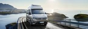 The Volkswagen California XXL Concept