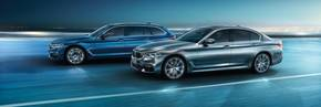 BMW 5 Series wins double at UK Car of the Year Awards 2018.