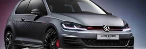 New Golf GTI TCR Concept unveiled at Wörthersee