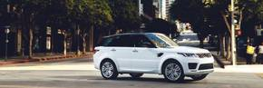 New Range Rover Sport engine and driver tech upgrade