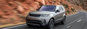 New Engine And Safety Tech For Land Rover Discovery