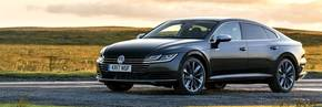 Volkswagen Arteon 2.0 TSI 272 PS now available