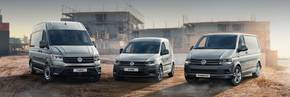Volkswagen Commercial Vehicles awarded Manufacturer of the Year