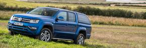 Volkswagen Amarok wins 2019 What Car? Best Pick-up Award