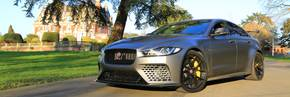 We have 1 of the 300 Jaguar Project 8's for sale