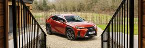 All New Lexus UX gains highest safety rating from Euro NCAP