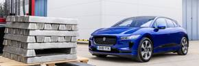 From I-PACE to I-PACE: JLR gives aluminium a second life