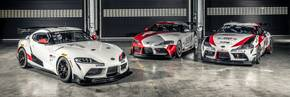 Sales Confirmed for GR Supra GT4 in 2020