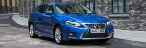 Lexus hybrids prove faultless in What Car? Reliability Survey