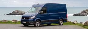 Crafter retains Parkers' Best Van title for third year running