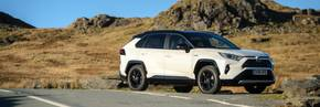 RAV4 wins Best Medium SUV title in 2020 4x4 of the Year Awards