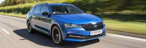 ŠKODA scoops up five titles at 2020 Carbuyer Awards