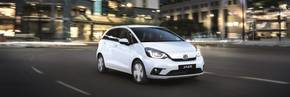 All New Honda Jazz Delivers Powerful Hybrid Performance