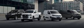 Toyota strengthens LCV services with Toyota Professional launch