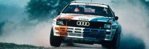 Audi Quattro: A Road and Rally Icon.