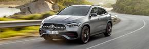 Introducing the new Mercedes-Benz GLA