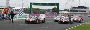 Toyota and Le Mans - A 35 year Relationship