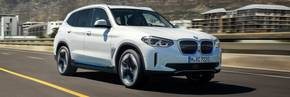 Introducing the first-ever BMW iX3