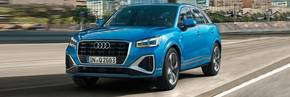 The Audi Q2 gets a new look, new tech and new spec.
