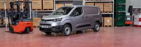 Toyota Proace City named 'Best Small Van' in Parkers Awards