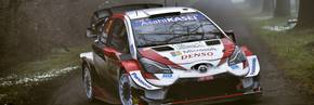 Elfyn Evans and Yaris WRC voted: Year's Best Rally Driver and Car