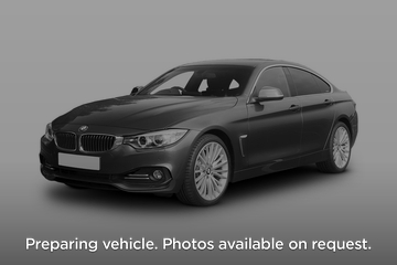 BMW 4 Series Gran Coupe 5dr Front Three Quarter