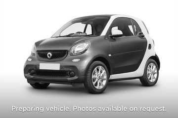 Smart Fortwo Coupe 2dr Front Three Quarter